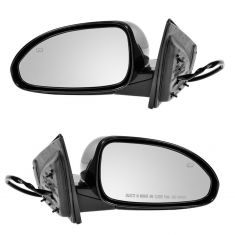 08-11 Buick Enclave Heated Power w/Turn Signal PTM Mirror PAIR