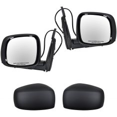 08-10 Grand Caravan Town And Country Code GTL PTM Heated Power Mirror PAIR