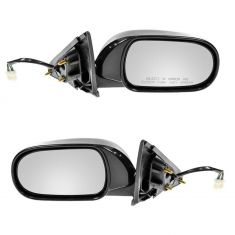 03-06 Infinity G35 Sedan PTM Heated Power Mirror PAIR