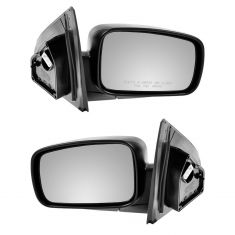 03-09 Kia Sorento Base Lx Model Textured Heated Power Mirror PAIR