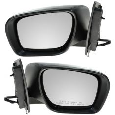 07-10 Mazda Cx-7 PTM Heated Power Mirror PAIR