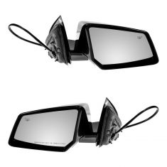 07-10 Saturn Outlook PTM Heated Power Mirror PAIR