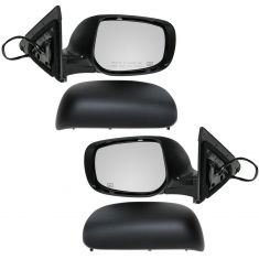09-10 Toyota Matrix PTM Heated Power Mirror PAIR