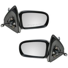 96-00 Chevy Cavalier, Pontiac Sunfire Convertible Power Mirror PAIR