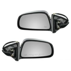99-03 Mitsubishi Galant Power Heated Mirror PAIR