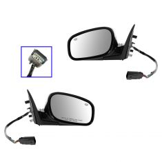 04 (from 3/8/04)-08 Lincoln Towncar Power Heated Memory w/Auto Dim Mirror PAIR
