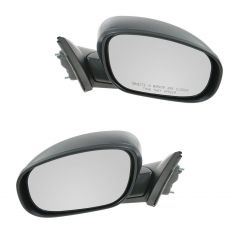 2005-10 Chrysler 300; 05-08 Magnum Folding Power Heated PTM Mirror PAIR