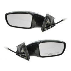 11 Hyundai Sonata Power Heated PTM Mirror Pair