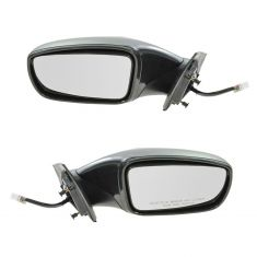 11 Hyundai Sonata Power Heated w/Turn Signal PTM Mirror Pair