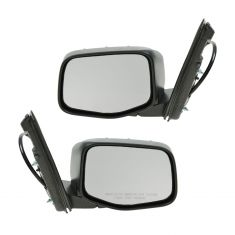 11-12 Honda Odyssey Power Heated PTM Mirror PAIR