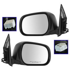 09-11 Toyota Rav4 (Japan Built) Power PTM Mirror PAIR