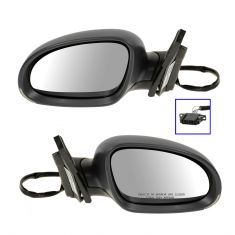 03 (from 11-03)-05 VW Passat Power, Heated, Folding, w/Turn Signal PTM Mirror PAIR