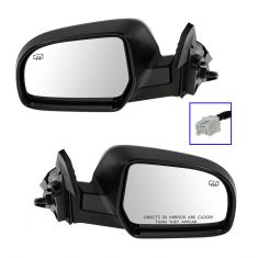 11-12 Subaru Legacy, Outback Power, Heated (w/Textured Black & PTM Covers) Mirror PAIR