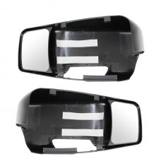 09-12 Dodge Ram 1500; 10-12 Ram 2500, 3500 Extension Mirror PAIR (Snap on)