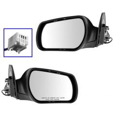 03-08 Mazda 6 (exc Speed6) Power PTM Mirror PAIR
