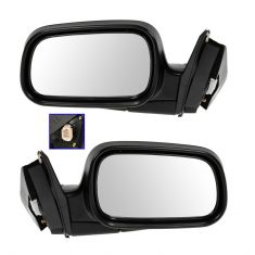 94-97 Honda Accord (exc Cpe) Power PTM Mirror PAIR