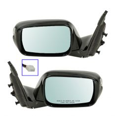 07-09 Acura MDX Power Heated w/Memory w/Turn Signal PTM Mirror PAIR