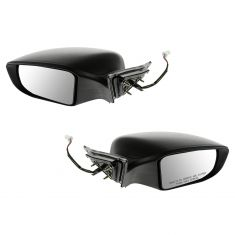 13 Nissan Altima Sedan Power PTM Mirror PAIR