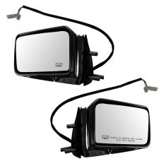 94-5 NISSAN Pathfinder, chrm (fld) Htd Pwr Mir PAIR