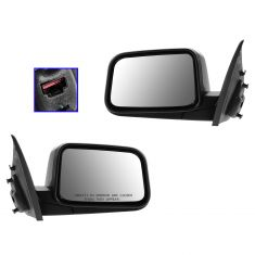 07 Ford Edge Power PTM Mirror PAIR
