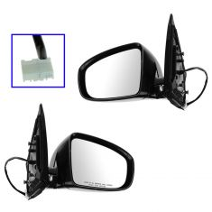 09-10 Nissan Murano; 11-13 Murano 4dr Power, Heated PTM Mirror PAIR