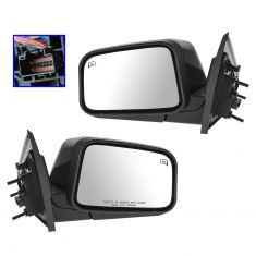 07 Ford Edge Power, Heated, Memory, Puddle Light PTM Mirror PAIR