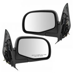 01-05 Explorer Sport Trac Manual Mirror PAIR