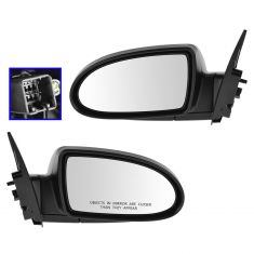 06 Hyundai Accent Sedan; 07-09 Accent PTM Power Mirror PAIR