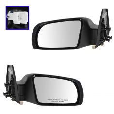 10-13 Nissan Altima 2dr Power Signal Mirror PAIR