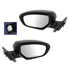 10-14 Mazda CX9 Power Heated PTM Mirror PAIR