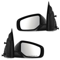13-14 Dodge Dart Manual Textured Mirror PAIR