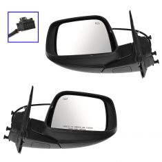 11-13 Dodge Durango Power Heated PTM Mirror PAIR