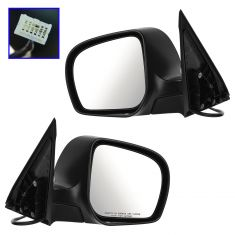 11-13 Subaru Forester Power Heated PTM Mirror PAIR