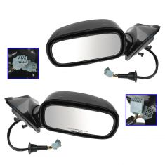 06-07 Buick Lucerne Power Heated Memory PTM Mirror PAIR
