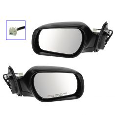 06-07 Mazda 6 Speed Power PTM Mirror PAIR