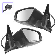 12-14 VW Beetle Power Heated Textured Mirror PAIR