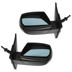 06-09 Kia Rio Manual Remote Blue Glass PTM Mirror PAIR