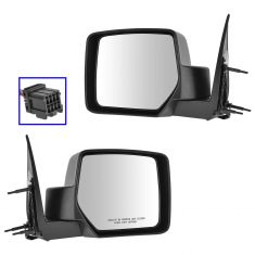 08-09 Jeep Liberty Power Mirror PAIR