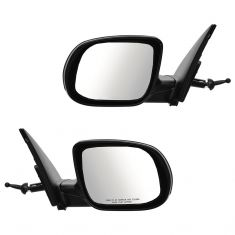 10-11 Hyundai Accent Manual Remote PTM Mirror PAIR