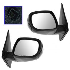10-11 Kia Rio Power Heated Signal PTM Mirror PAIR
