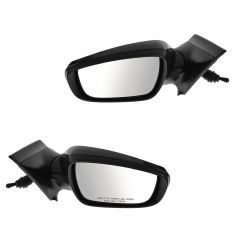 12-13 Hyundai Accent Manual Remote PTM Mirror PAIR