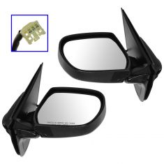 01-07 Ford Escape; 05-07 Mariner, Power Mirror (2nd Design) Pair