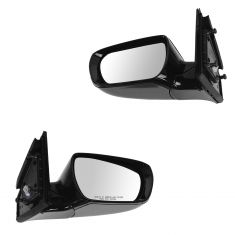 13-14 Hyundai Santa Fe Power Heated Signal Mirror PAIR