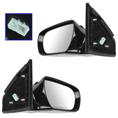 13-14 Hyundai Santa Fe Power Mirror PAIR