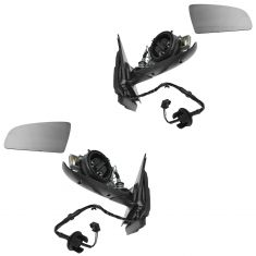 06-08 Audi A3 Power Heated Mirror PAIR