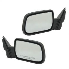 2015 Chevy Equinox Power w/Textured Black Cap Mirror PAIR