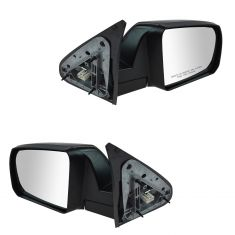 14-15 Toyota Sequoia Power Mirror w/PTM Cap PAIR