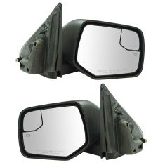08-12 Ford Escape; 08-11 Mercury Mariner Power, Heated Textured (w/Spotter Glass) Mirror Pair