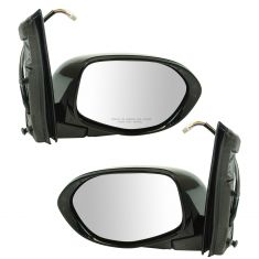 14-16 Honda Odyssey Power, Heated w/Memory & Turn Signal PTM Mirror Pair
