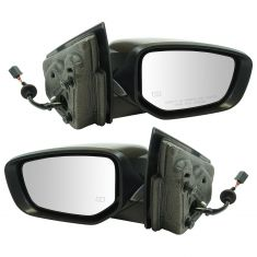 14-16 Dodge Dart Power, Heated w/PTM Cap Mirror Pair